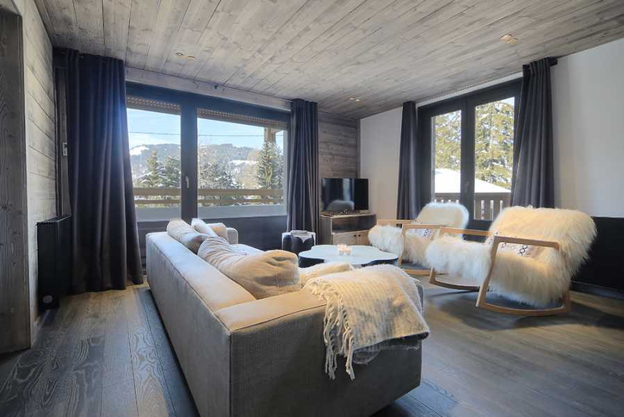 MEGEVE  - Appartement  3 Chambres